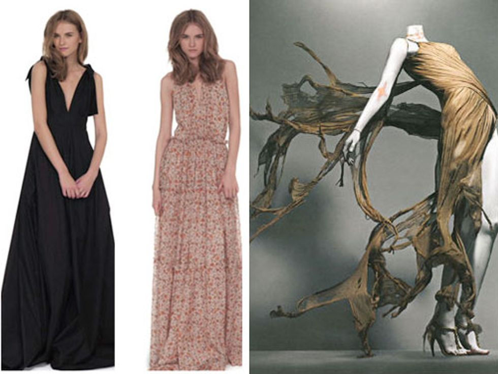 Pre-Order Derek Lam's eBay Line + Preview the Alexander McQueen Met Exhibit in Today's Style Scraps