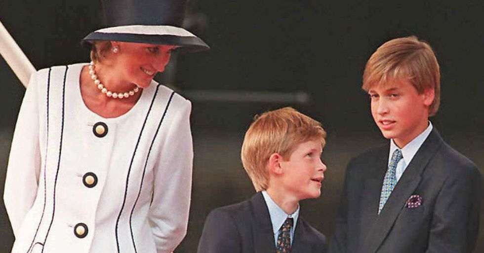 Statue of Princess Diana Commissioned by Prince William and Prince Harry To Be Installed on Her 60th Birthday