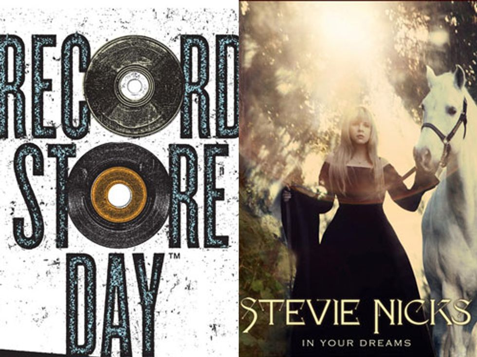 Eight Items or Less: Record Store Day + Stevie Nicks Is Coming to Webster Hall