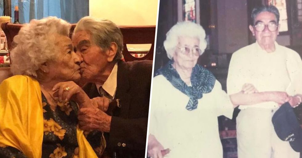 110-Year-Old Husband and 104-Year-Old Wife Named World's Oldest Married Couple