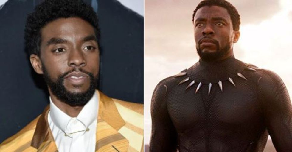 Hollywood Reacts in Shock to Chadwick Boseman's Death