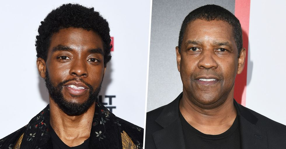 Denzel Washington Secretly Paid for Chadwick Boseman to Study Acting at Oxford