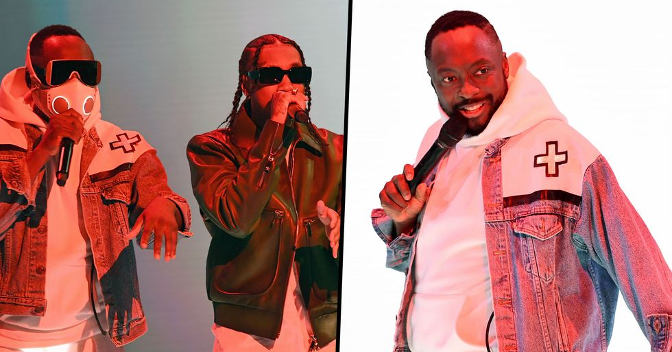 Viewers 'Scarred' by Bizarre Black Eyed Peas Performance at the VMAs