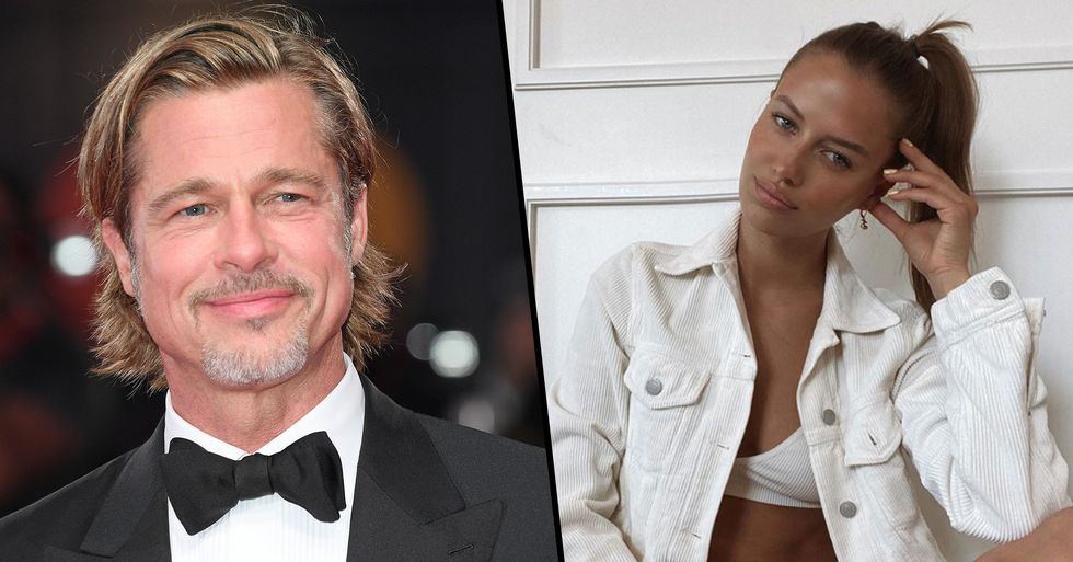 Brad Pitt's New Girlfriend Is Reportedly Married