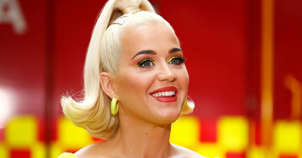 Katy Perry Shows off Post-Baby Body Just Five Days After Giving Birth