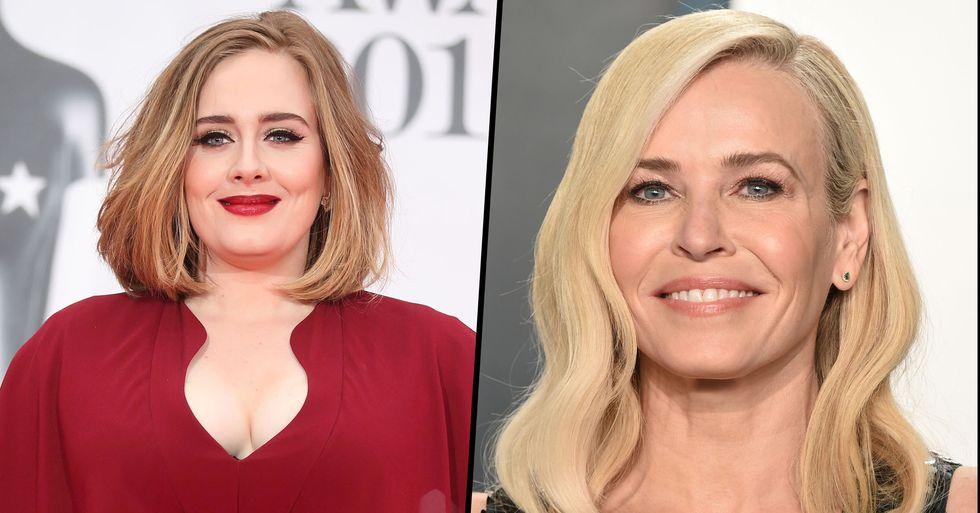 Chelsea Handler Slammed for 'Disgusting' Comment on Adele's Recent Instagram Post