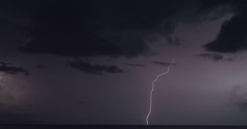 Ten Children Killed By Lightning Strike While Playing Soccer