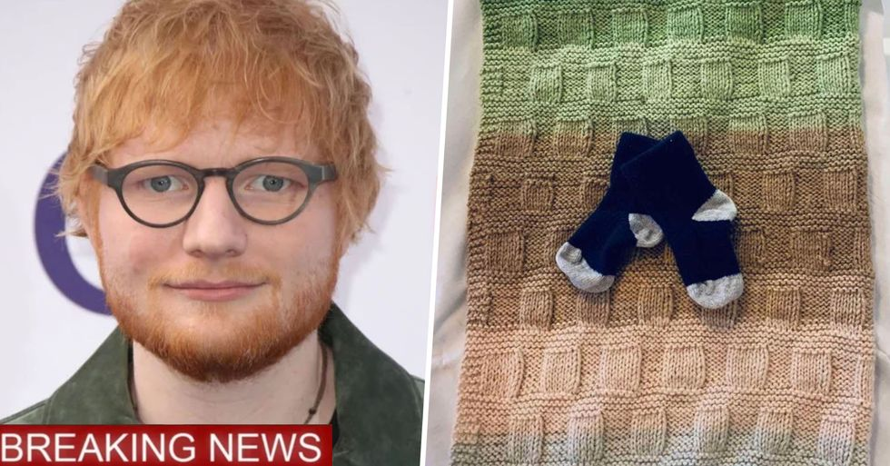 Ed Sheeran and Wife Cherry Seaborn Announce the Birth of Daughter