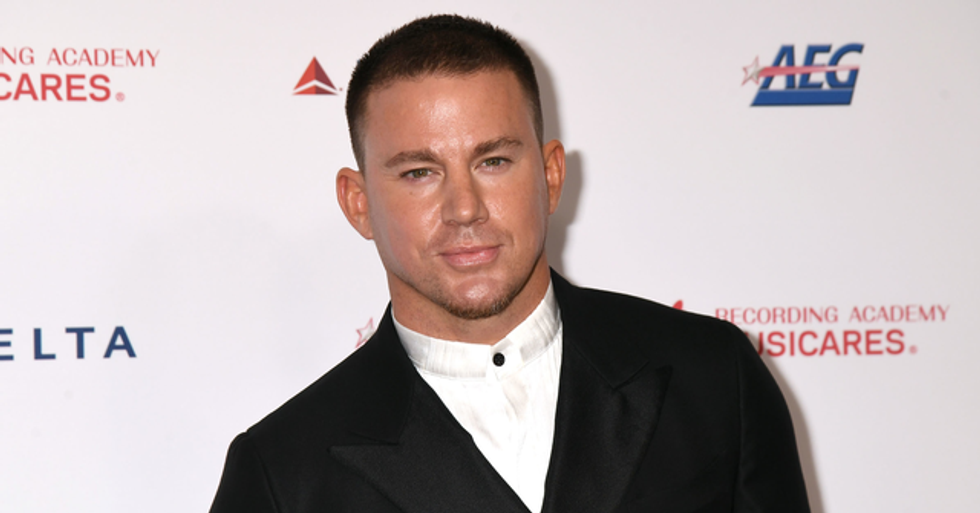 People Are Swooning Over Channing Tatum Dressing as a 'Little Girl' For His Daughter During Quarantine