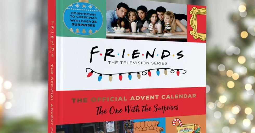 Amazon Is Selling a 'Friends' Advent Calendar and It's Filled With Over 40 Iconic Trinkets From the Show