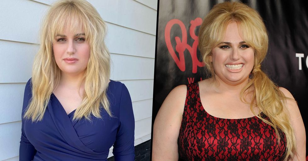 Rebel Wilson Says She's Not Done Yet After Sharing 18kg Weight Loss