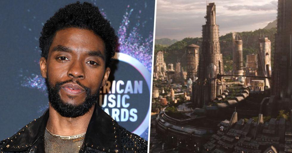 Whoopi Goldberg Calls on Disney Parks To Build 'Black Panther's' Wakanda To Honor Chadwick Boseman