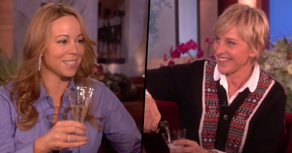 Mariah Carey Looks Back on 'Extremely Uncomfortable' Ellen DeGeneres Interview