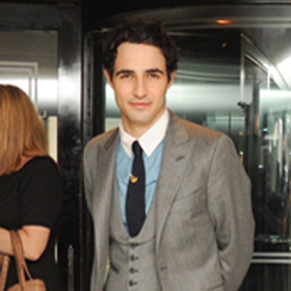 Belvedere Bloody Mary Launch Brunch with Zac Posen