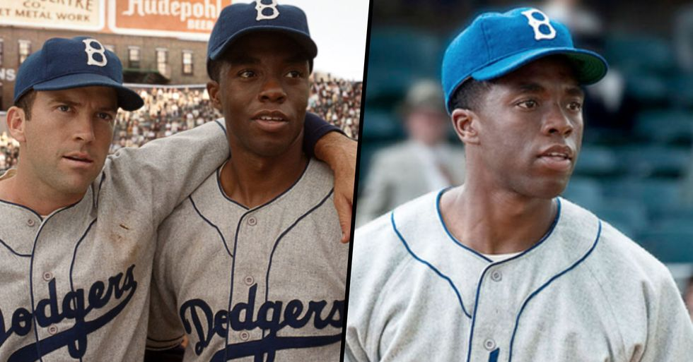 Chadwick Boseman Film '42' Set to Screen in Over 300 AMC Theaters in His Honor