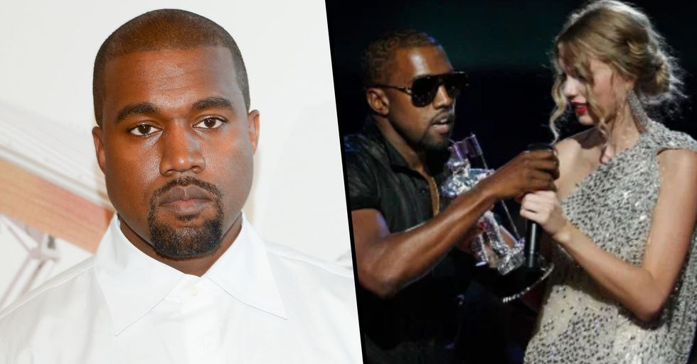 Kanye West Claims 'God' Inspired Him to Interrupt Taylor Swift at VMAs
