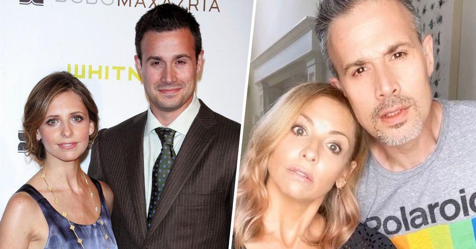 Sarah Michelle Gellar Calls Freddie Prinze Jr. Her 'Favourite Husband' as She Celebrates 18th Anniversary