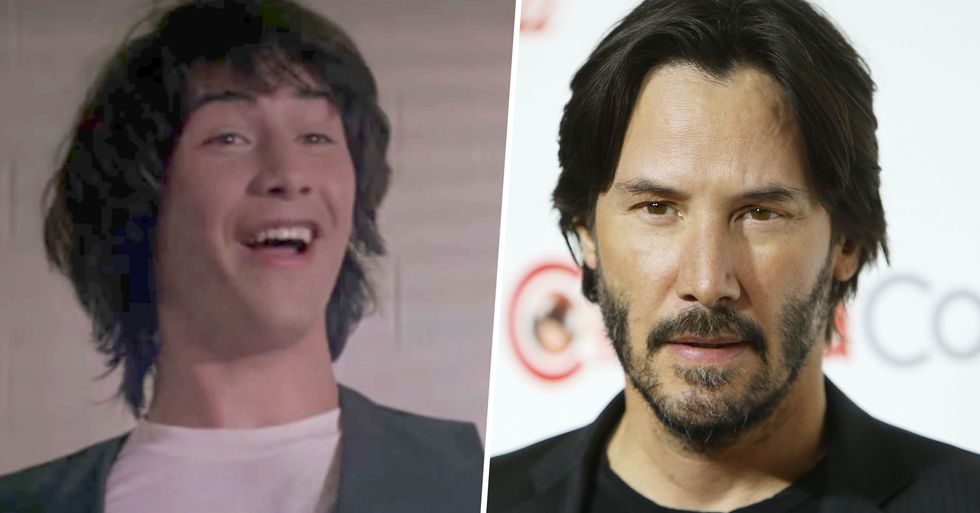 Today Is Keanu Reeves, Hollywood's Most Breathtaking Actor's, Birthday