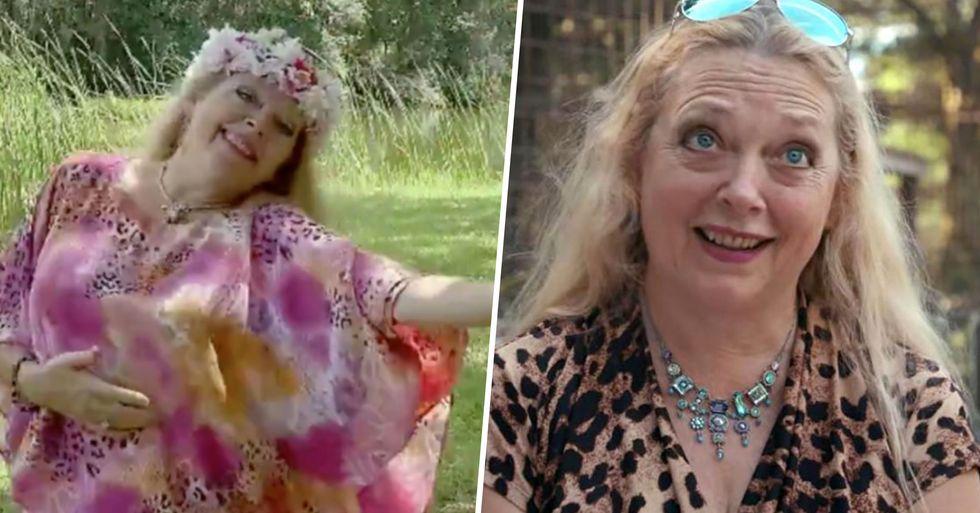 Carole Baskin Joins 'Dancing With the Stars' Season 29