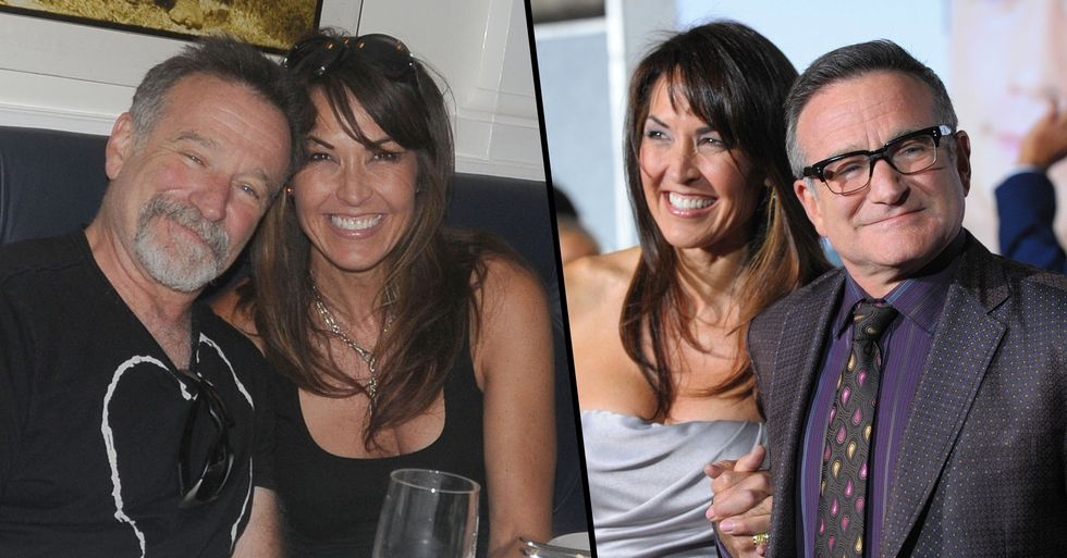 Robin Williams' Widow Says Doctors Ordered Them To Sleep in Separate Beds Before His Death