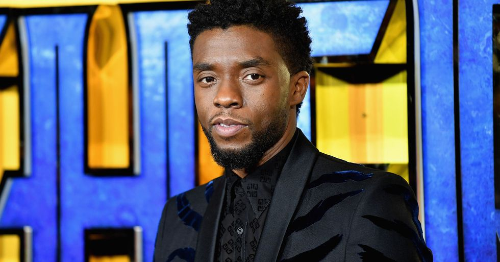 'Black Panther' Director Says Chadwick Boseman Inspired One of the Movie's Most Iconic Lines