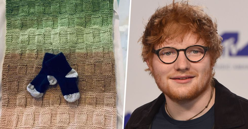 Ed Sheeran's 'Weird' Baby Name Has a Special Meaning Behind It