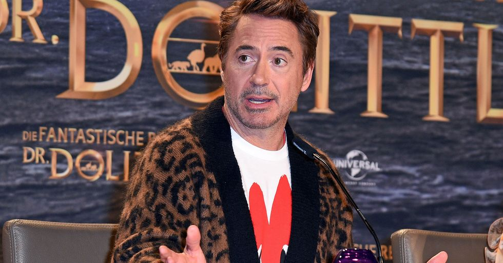 Robert Downey Jr. Confirms He's Done With Marvel