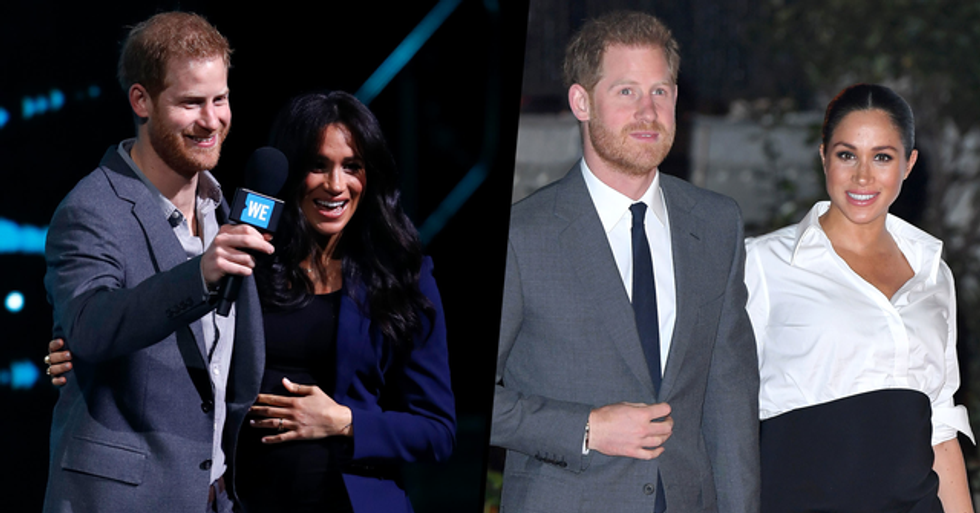 Prince Harry and Meghan Markle Sign Major Netflix Deal
