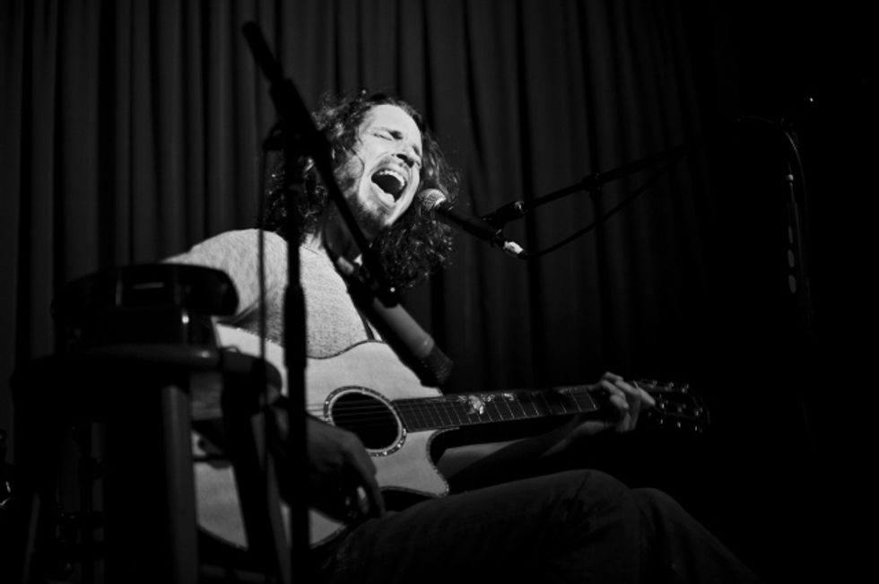 Five Highlights From Chris Cornell's Town Hall Performance