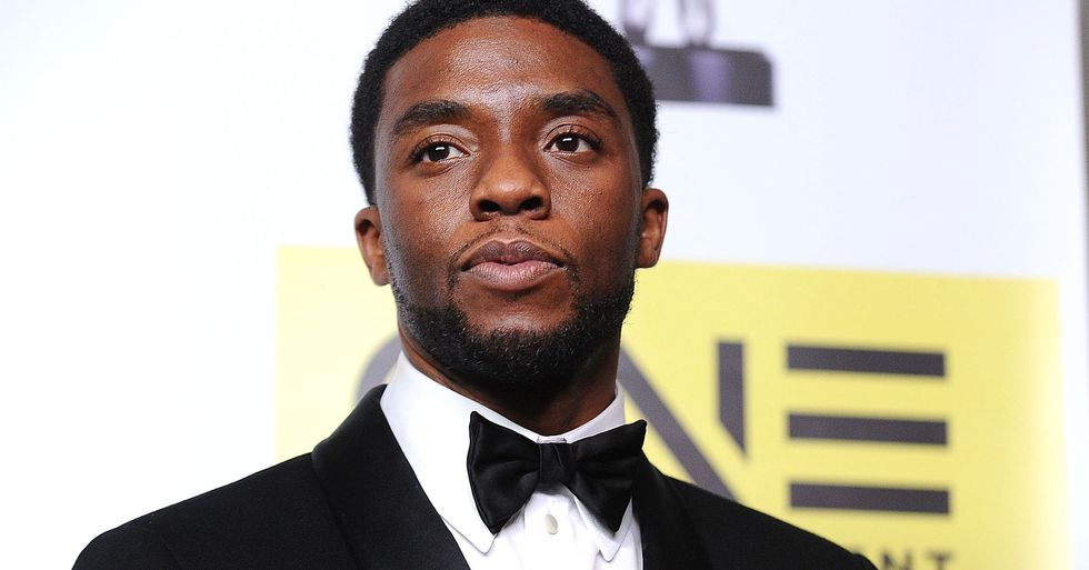 'Black Panther' Producer Shares the Heartbreaking Final Text Chadwick Boseman Sent To Him