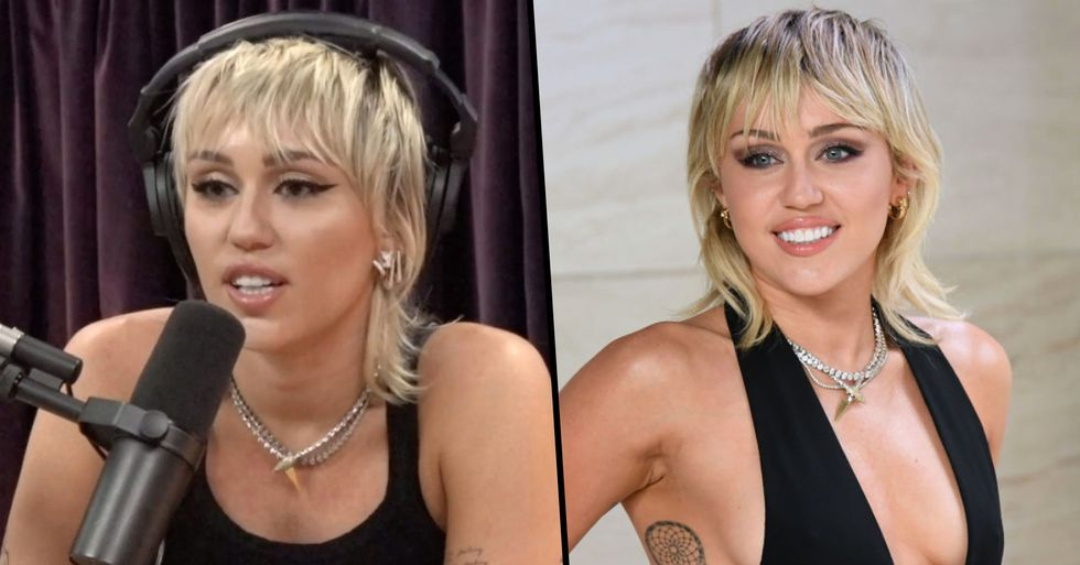 Miley Cyrus Says Head Injury as a Child May Be Responsible for Her 'Identity'