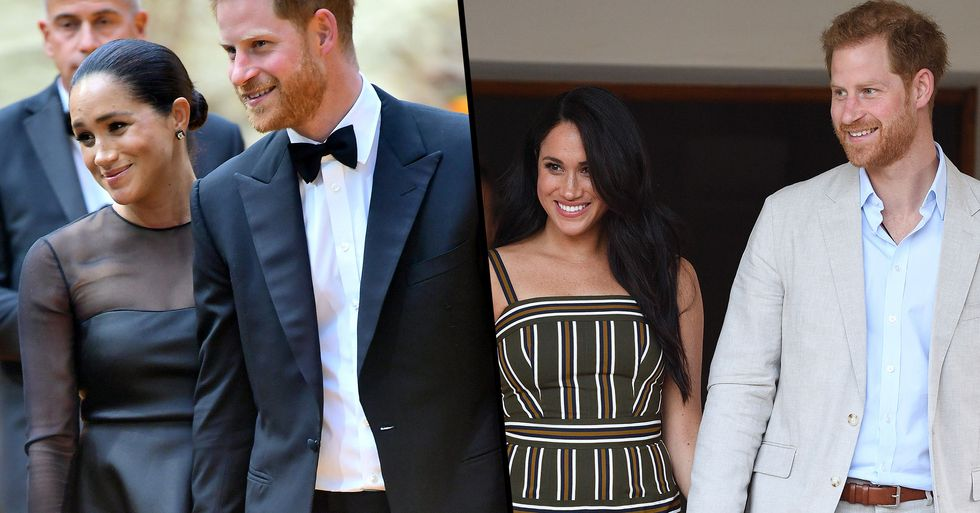 Harry and Meghan's New Deal With Netflix Could Be Worth as Much as $150 Million