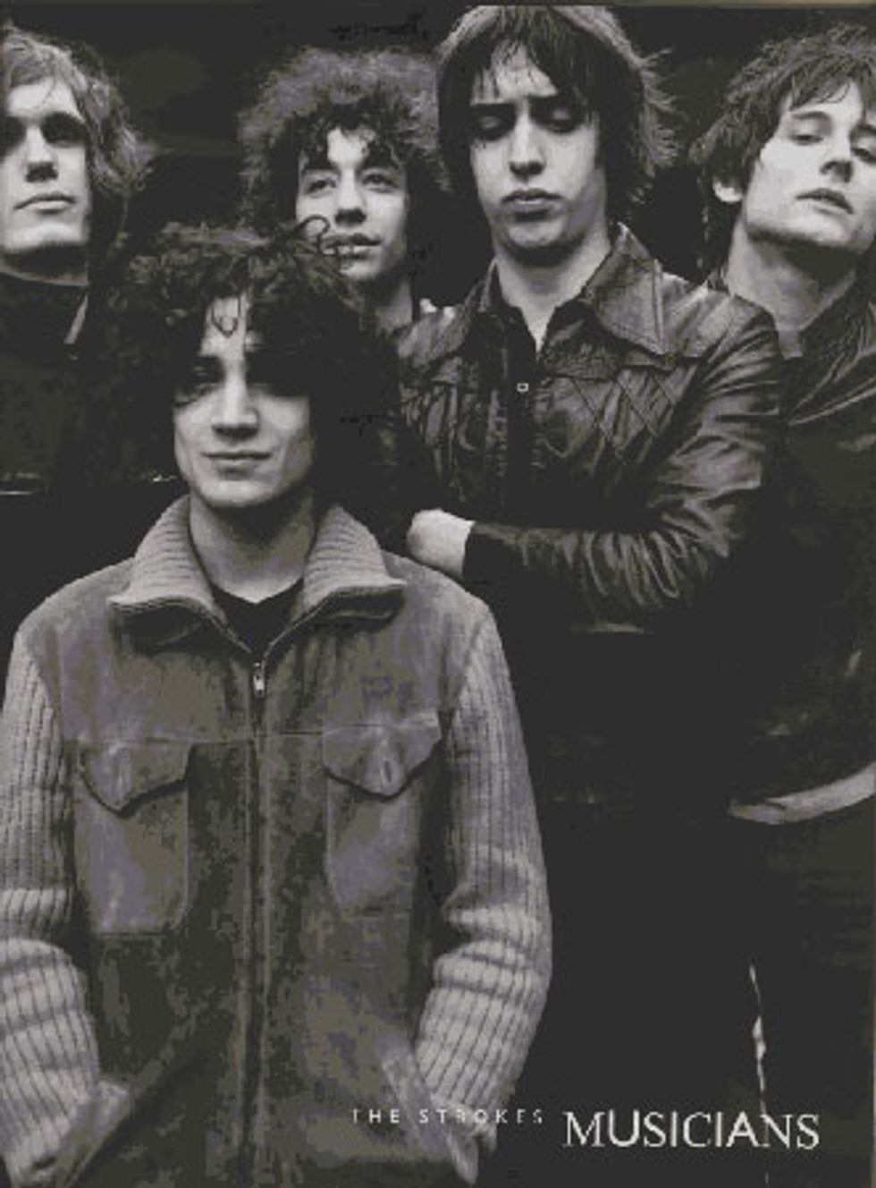 From the Beautiful People Archives: The Strokes, Alife and More