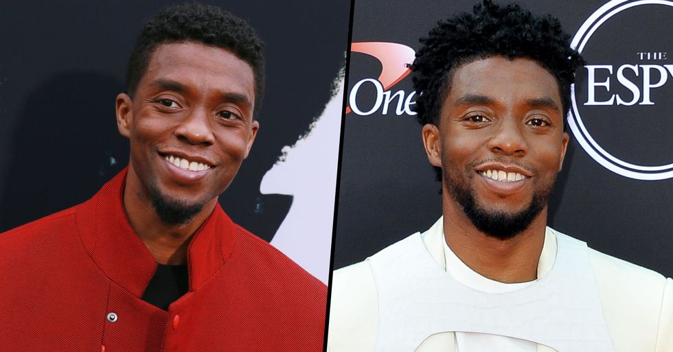 Chadwick Boseman Kept Cancer a Secret From Marvel Because He 'Hoped To Beat It'