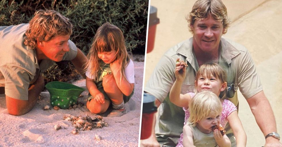 Robert and Bindi Irwin Share Heartbreaking Tributes To Steve on the Anniversary of His Death