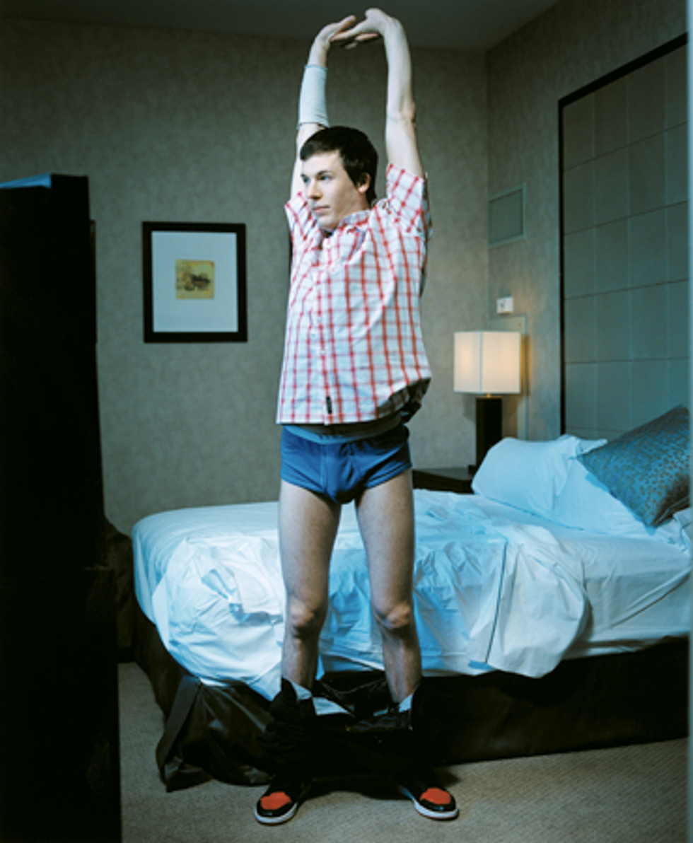 From the Beautiful People Archives: Ryan McGinley, Michelle Rodriguez and More