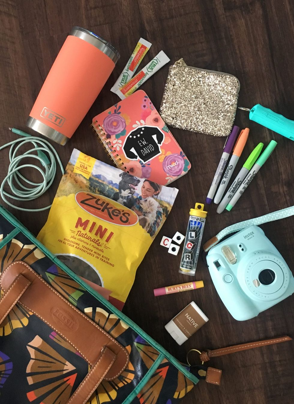My Bag Runneth Over – Here Are 12 Products I Won't Leave Home Without