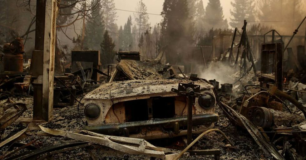 Firefighter Lost His Entire Family in House Fire While he Was Out Tackling Wildfires