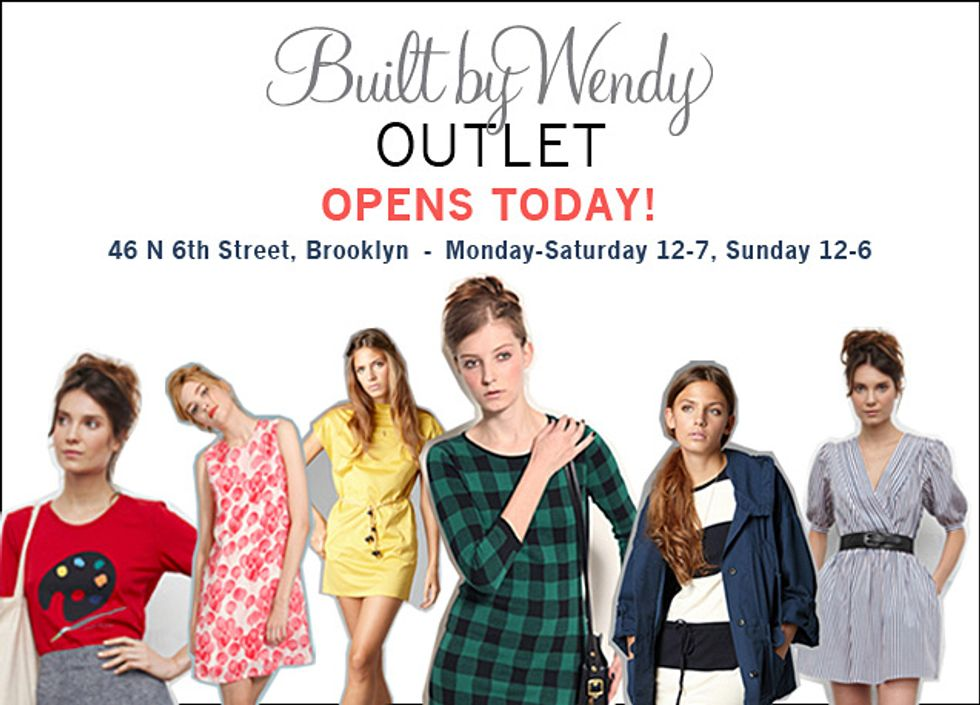 The Built By Wendy Outlet Store is the Only Outlet Store We Want to Know