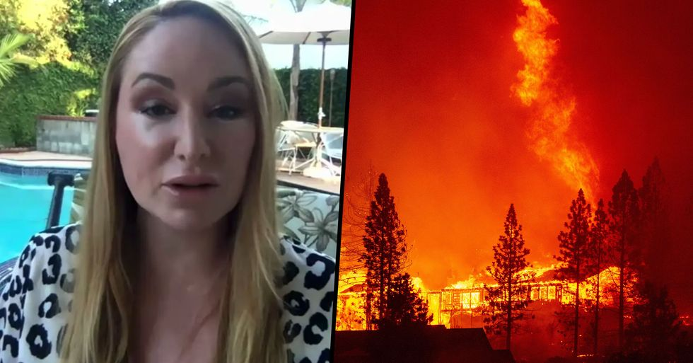 Woman Who Invented Gender Reveal Parties Calls for Them To Stop After One Started Deadly California Wildfire