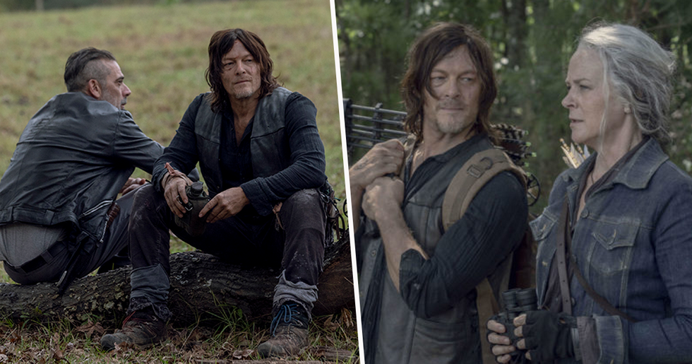 'The Walking Dead' Officially Ending With Season 11