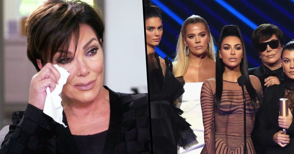 Kris Jenner Gets Emotional as She Reveals Reason 'KUWTK' Is Ending
