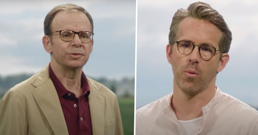 Ryan Reynolds Just Brought Rick Moranis Out of Retirement