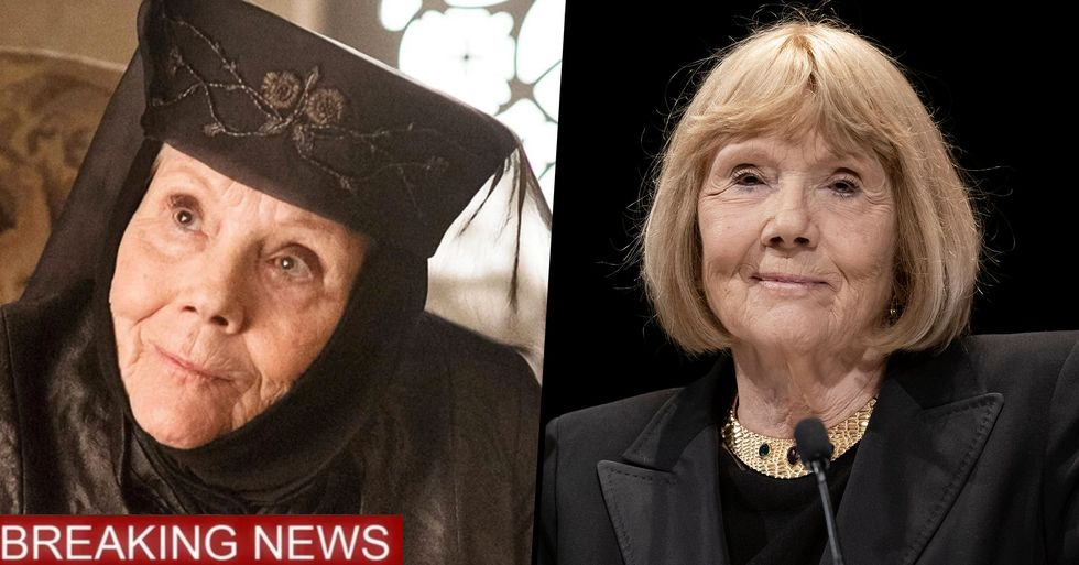 'Game of Thrones' Actor Dame Diana Rigg Dies Aged 82