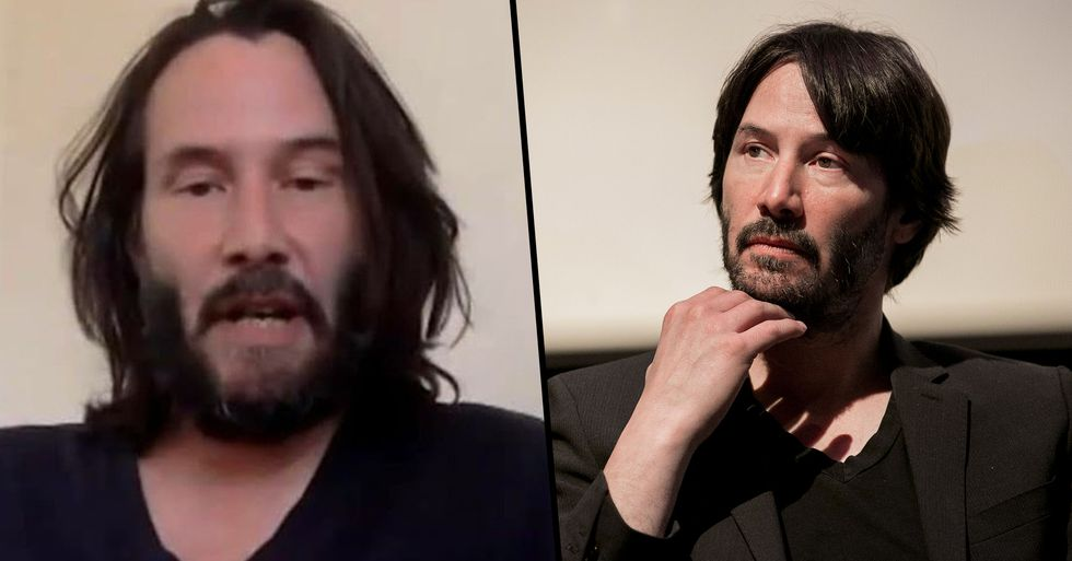 Keanu Reeves Finally Admits What We Suspected All Along