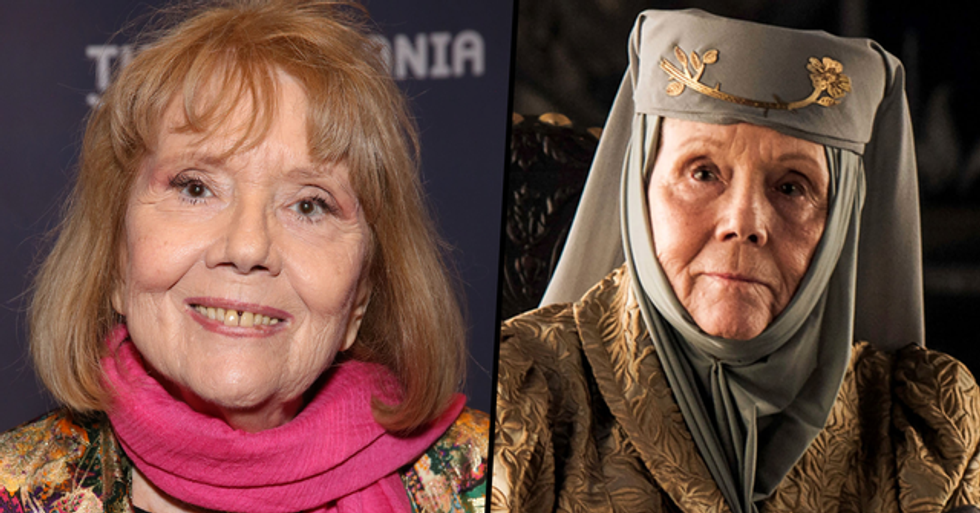 'Game of Thrones' Star Dame Diana Rigg's Cause of Death Confirmed by Family