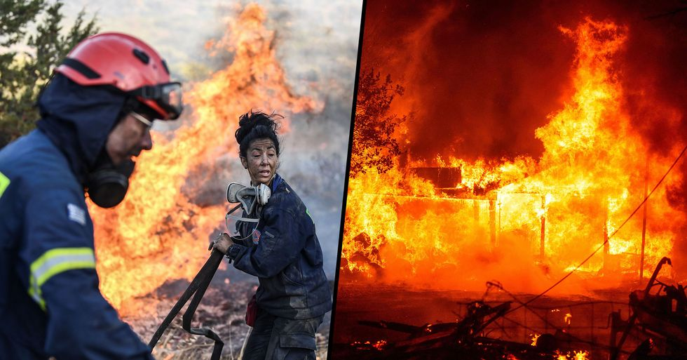 The Best Ways To Help Victims of West Coast Wild Fires