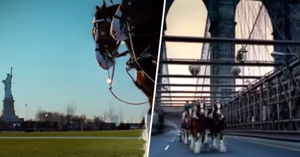 Powerful 9/11 Budweiser Commercial Only Aired Once, but It Gives Us Chills That Will Last a Lifetime