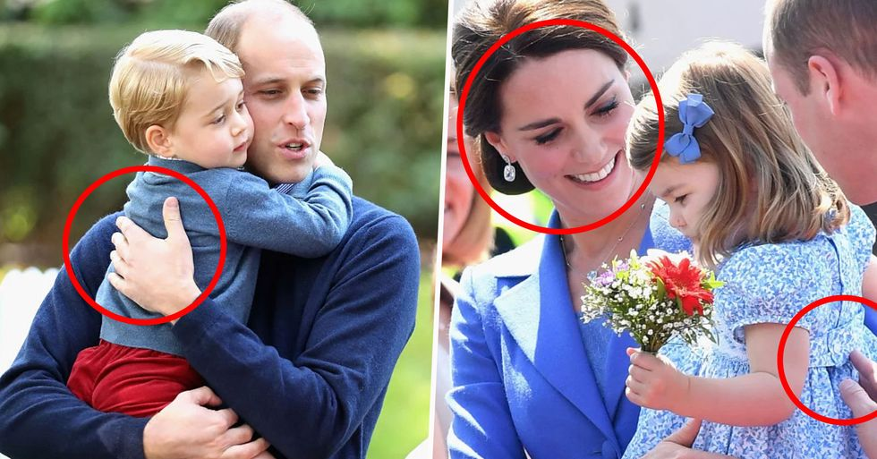 Body Language Experts Analyze Prince William and Kate Middleton's Relationship With Their Kids