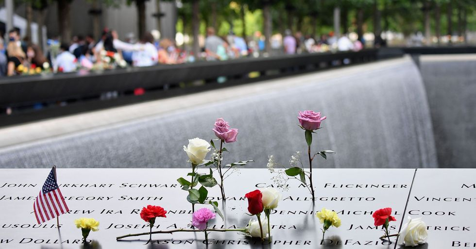 Remembering Every Person Who Died in the 9/11 Attacks